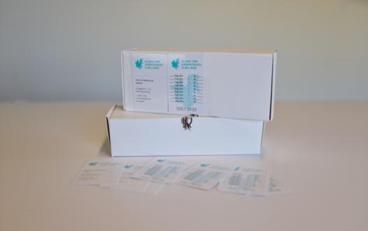aftalekort til tandlæge, frisør, fysioterapeut