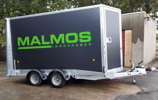 Foliering af trailer