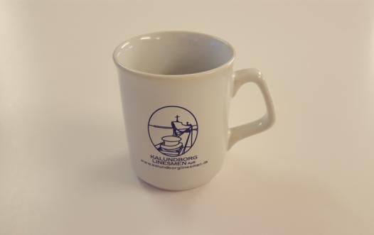 kaffe krus med logo tryk