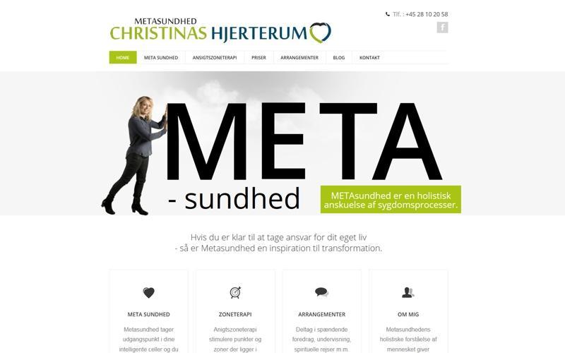 resposivt webdesign, med animeret slider